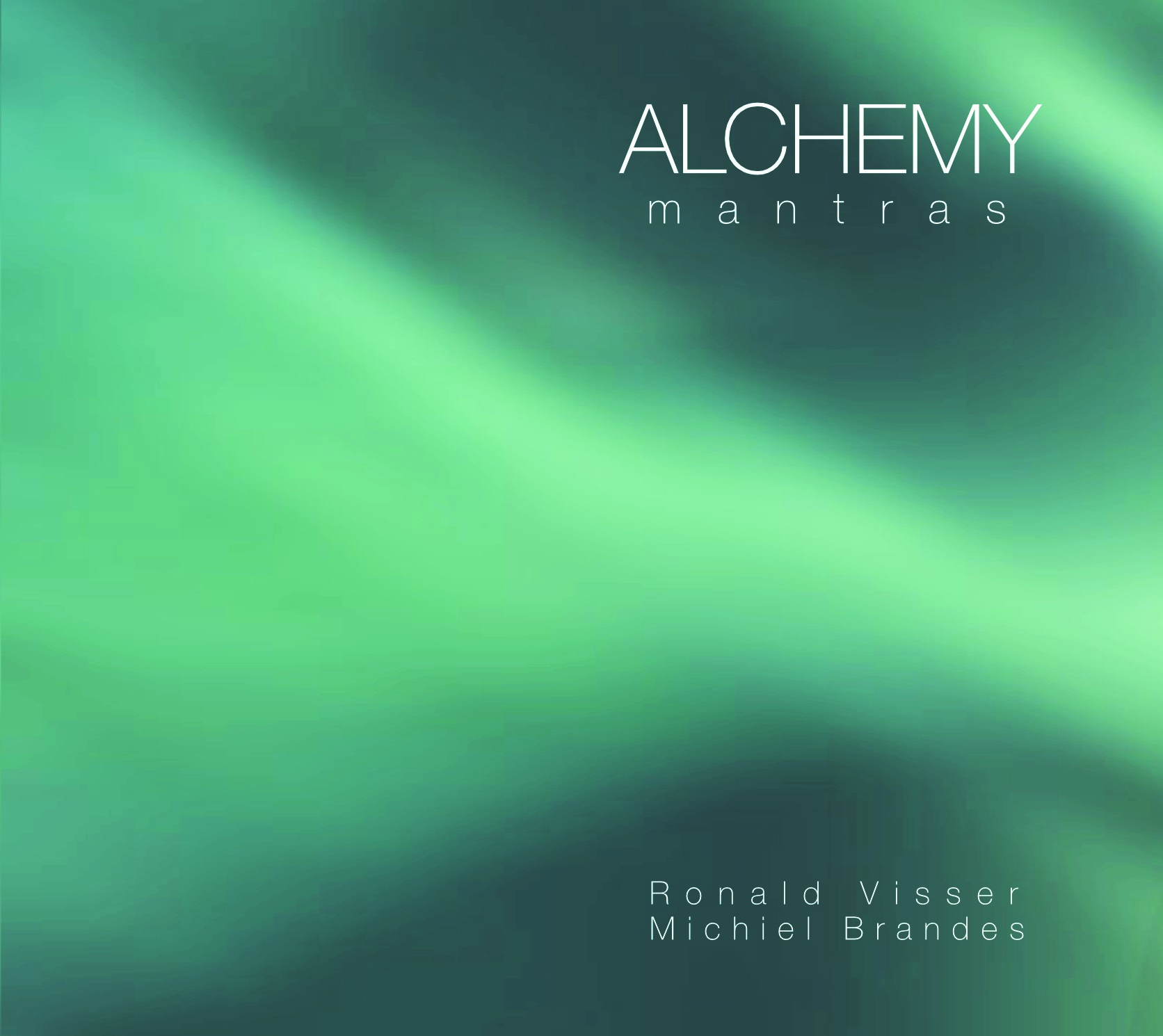 Front CD ALCHEMY